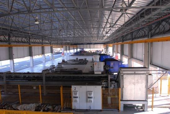 007 מפעל עיבוד פלדה